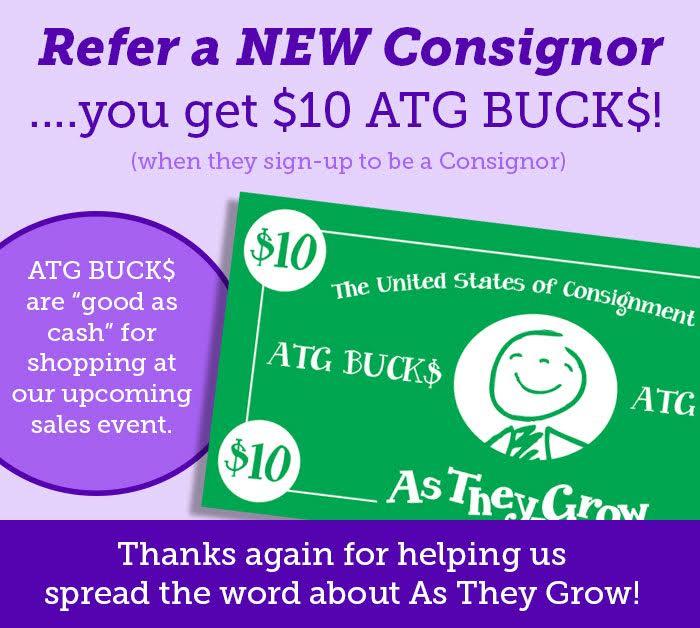ATG Referral Credits